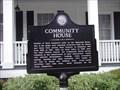 Image for Community House - Bryan Co., GA