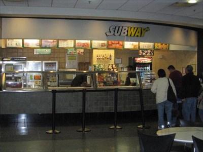 Subway Restaurants South San Francisco Ca