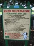 Image for Walter Fuller Dog Park