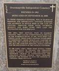 Image for MHM Overstoneville Independent Cemetery(2) - Overstoneville MB