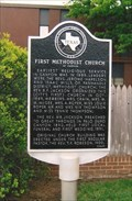 Image for FIRST - Church, Regular Pastor, Religious Service in Canyon, TX