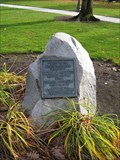 Image for George J. Prescott Memorial, Alba Park - Medford, Oregon