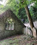 Image for St Baglan Medieval Church - Ruins - Port Talbot, Wales.