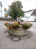 Image for Fountain at Marketplace - 95512 Neudrossenfeld/Germany/BY