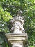 Image for Socha sv. Jana Nepomuckého - Kámen, Czech Republic