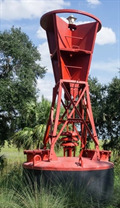 Image for Why Port Royal Proudly Anchors its Big Red Buoy - Port Royal, SC