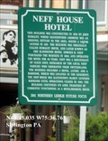 Image for Neff House Hotel - Slatington PA