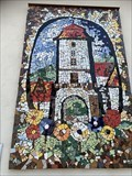 Image for Mozaika na Slezskoostravském hrade - Ostrava, Czech Republic
