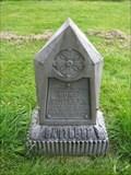 Image for Nora Bartlett - Lee Mission Cemetery - Salem, Oregon