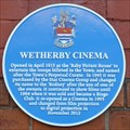 Image for Wetherby's Cinema, Caxton St, Wetherby, W Yorks, UK