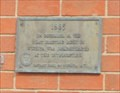 Image for Rotary historical plaque -- Wichita KS