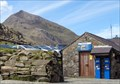 Image for Pen y Pass - Warden Center - Snowdonia National Park, Wales.