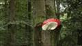 Image for Baum frisst Schild in Staufenberg,Baden-Württenberg/tree eats sign,Staufenberg,Baden-Württenberg