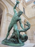 Image for Hercules and Achelous  -  Paris, France