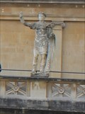 Image for Emperor Constantine the Great -- Roman Baths, Bath, Somerset, UK