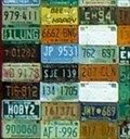 Image for License Plate House - Hinsdale, NH
