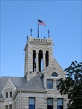 Image for AY1788 - NEW BRAUNFELS COURTHOUSE TOWER - New Braunfels, TX
