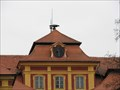 Image for Chateau Clock - Cimelice, Czech Republic