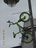 Image for Vélo vert.  -Louiseville.  -Québec.