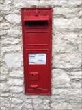 Image for Victorian Wall Post Box - New Moon Inn, Biddisham - Somerset - UK