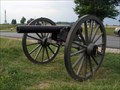 Image for 3-inch (10-pounder) Army Parrott Rifle, Model of 1863, No. 14 - Gettysburg, PA