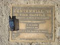 Image for Blowing Rock, NC Centennial '89 Time Capsule