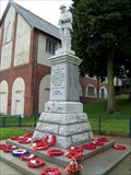 Image for War Memorial, Relocated within Bargoed,  Wales