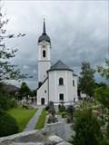 Image for Katholische Pfarrkirche St. Rupert und Martin - Söllhuben, Lk Rosenheim, Bayern, Germany