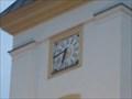 Image for Hodiny na vezi kostela - Lipuvka, Czech Republic