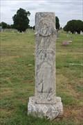 Image for D.B. Barrett - Childress Cemetery - Childress, TX
