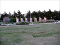 Image for Bertrand Park War Memorial Garden, Oakley KS