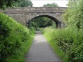 Image for Springbank Lane Bridge Over The Middlewood Way - Booth Green, UK