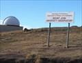 Image for Mt John University Observatory. Tekapo. New Zealand.