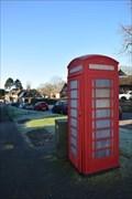 Image for Red Telephone Box - Stoneleigh, Warwickshire, CV8 3DP