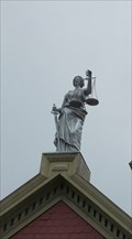 Image for Justice - Franklin County Courthouse - Ottawa, Ks.