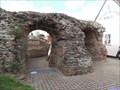 Image for LARGEST - Surviving Gateway in Roman Britain - Balkerne Gardens, Colchester, UK
