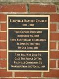 Image for Birdville Baptist Church Time Capsule - Haltom City, TX
