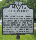Image for Lee's Retreat