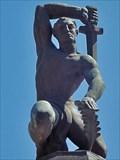Image for Refugio Dedicates Statue - Refugio, TX