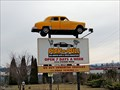 Image for Big Yellow Taxi - Westbank, BC