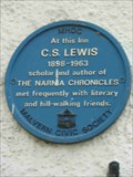 Image for C.S. Lewis, Great Malvern, Worcestershire, England