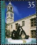 Image for Anchor Fountain - Royal Naval Dockyard, Sandys Parish, Bermuda