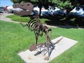 Image for T-Rex and Baby Rex - Delta, Colorado
