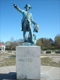 Image for The Count de Rochambeau Monument - Newport, RI