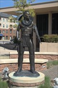 Image for Chickasaw Warrior - OKC University, Oklahoma City, Oklahoma USA