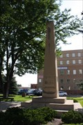 Image for Pioneer Monument -- Casper WY