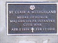 Image for St. Clair Augustin Mulholland-Philadelphia, PA