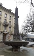 Image for Brunnen Bernstrasse / Grabenstrasse - Burgdorf, BE, Switzerland