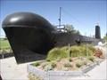 Image for HMAS Otway (landlocked submarine) - Holbrook, Australia