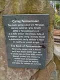 Image for The Rock of Penmaenmawr - Bangor Road, Penmaenmawr, Conwy, Wales